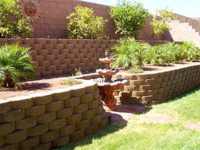 About Retaining Walls Las Vegas Henderson Spring