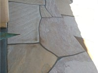 Travertine, Stone and Slate Hardscapes
