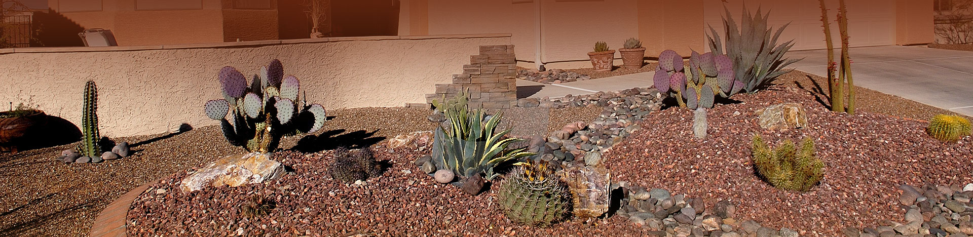 Scapes and Stones - Las Vegas Landscape Design